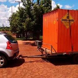 Aluguel de mini Container