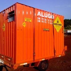 Aluguel de Container para Obra